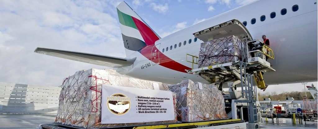 کارگو چین | پست اکسپرس به دبی | ارسال پستی به دبی | حمل بار از دبی